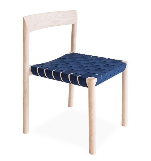 stax chair with webbed seat