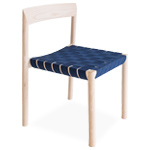 stax chair with webbed seat - Niels Bendtsen - bensen