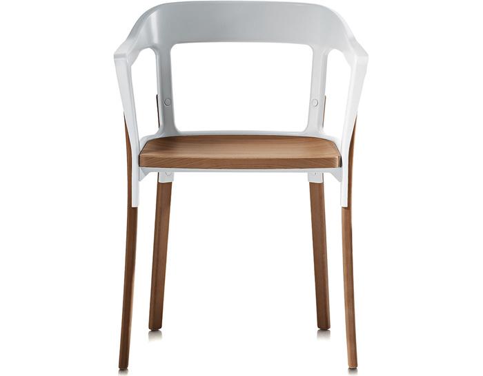 magis steelwood armchair