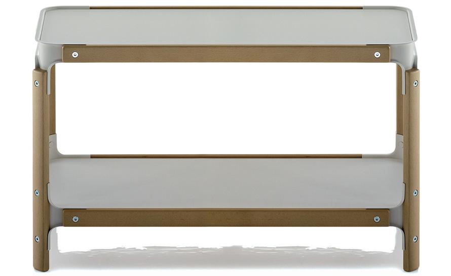 steelwood shelving system