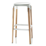 steelwood stool - Bros Bouroullec - magis