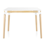 magis steelwood square table - Bros Bouroullec - magis