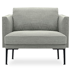 steeve armchair - Altherr & Molina Lievore - arper