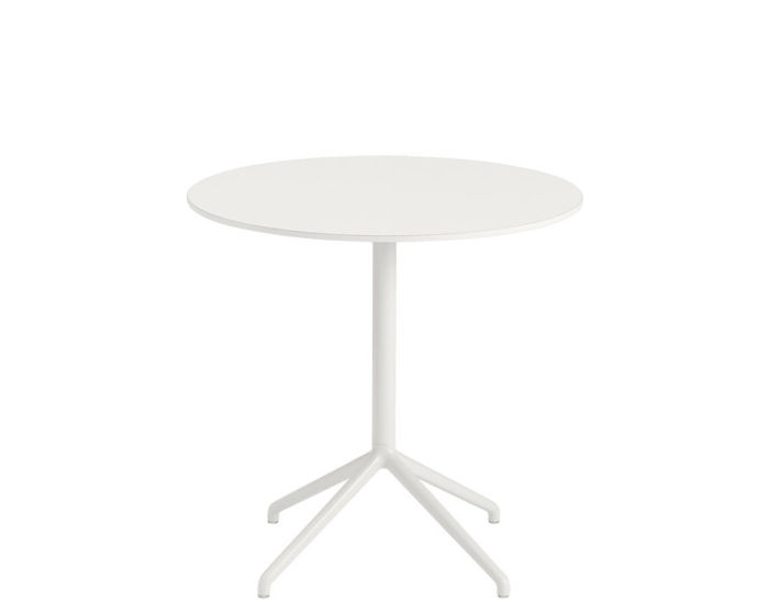 still round cafe table