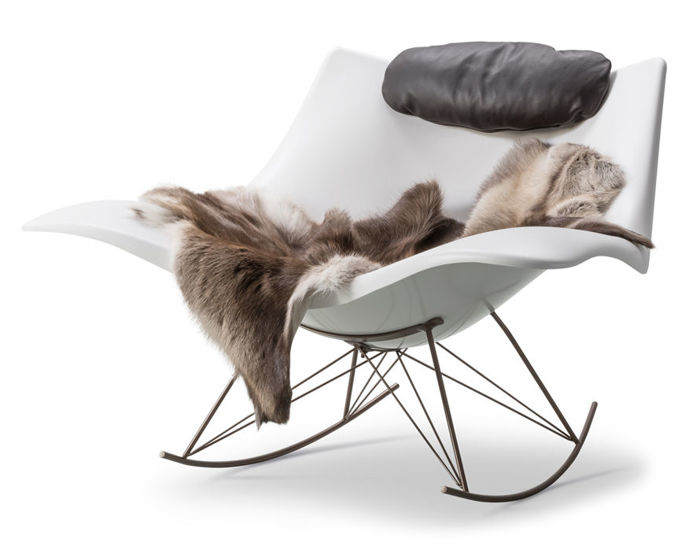 stingray rocking chair