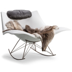 stingray rocking chair  - Fredericia