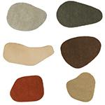 stone wool rugs  -