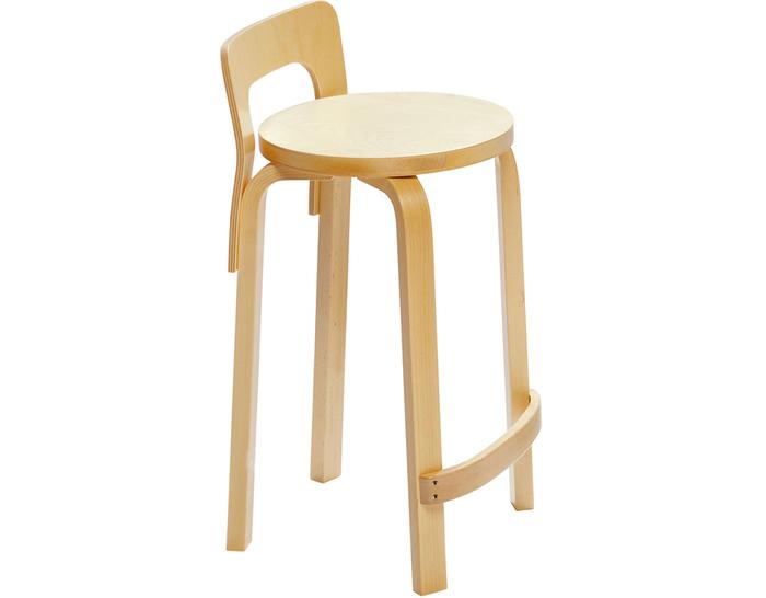 alvar aalto stool k65
