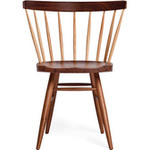 straight chair - George Nakashima - Knoll