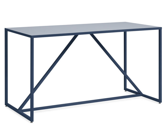 strut large bar height table