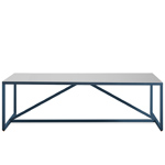 strut square table  - blu dot