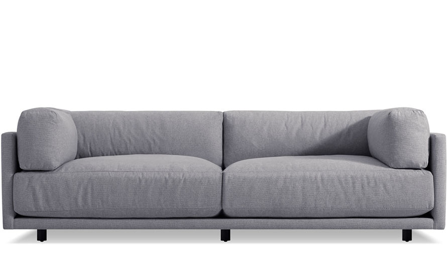 Blu dot sofa bed mono sleeper sofa hivemodern thesofa for Blu dot sleeper sofa