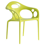 supernatural arm chair - Ross Lovegrove - Moroso