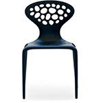 supernatural chair with perforated back 4 pack  -