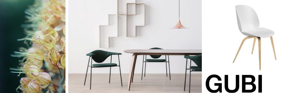 GUBI Is A Design Company Dedicated To Celebrating The Luxury Of Living  Life. Designs That Combine The Past And The Present For The New To Evolve.