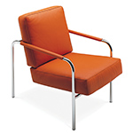 susanna lounge chair  - zanotta