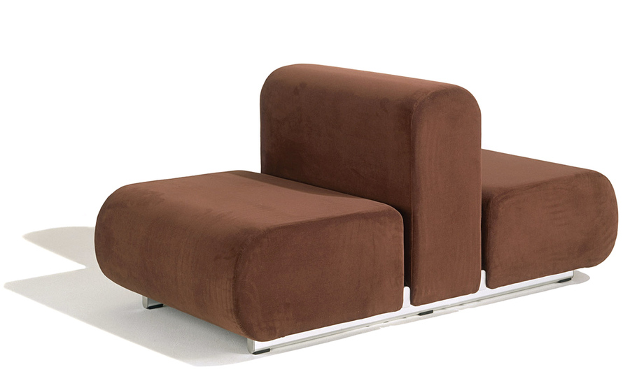 Superbe Suzanne Double Lounge Chair