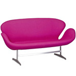 arne jacobsen swan sofa  -