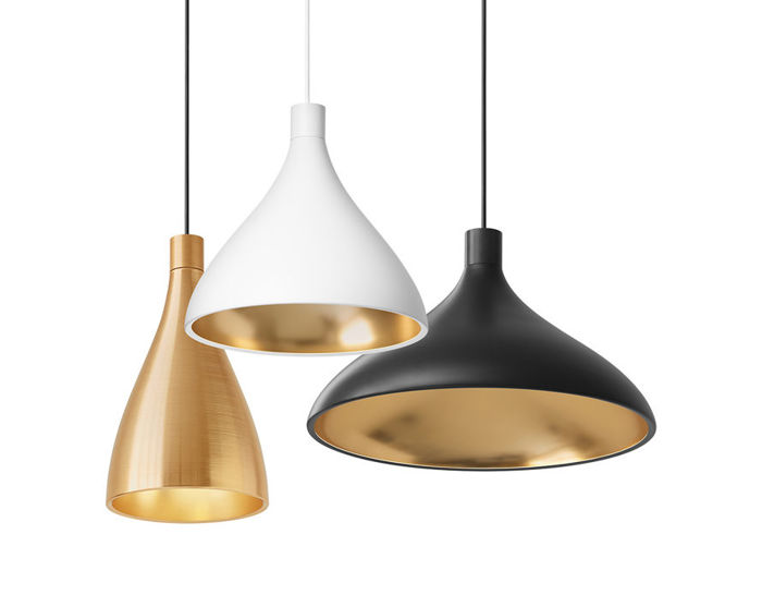 swell single pendant lamp