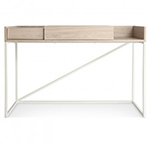 swish console desk  - blu dot