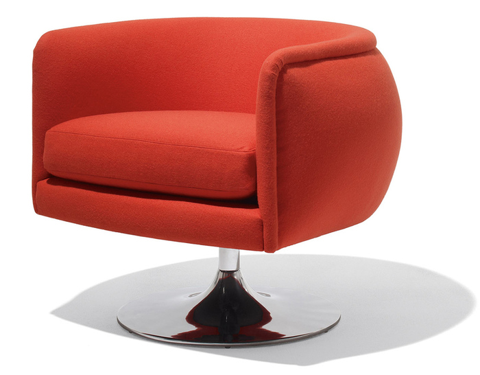 d'urso swivel lounge seating