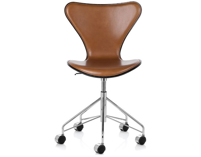 swivel side chair - front upholstered