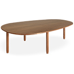 swole large coffee table  -