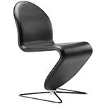 panton system 1-2-3 dining chair - Verner Panton - VerPan aps