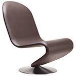 panton system 1-2-3 standard lounge chair  -