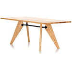prouvé table solvay  -