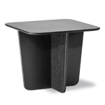 tableau square side table  -