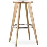 prouve tabouret haut stool - Jean Prouvé - vitra.