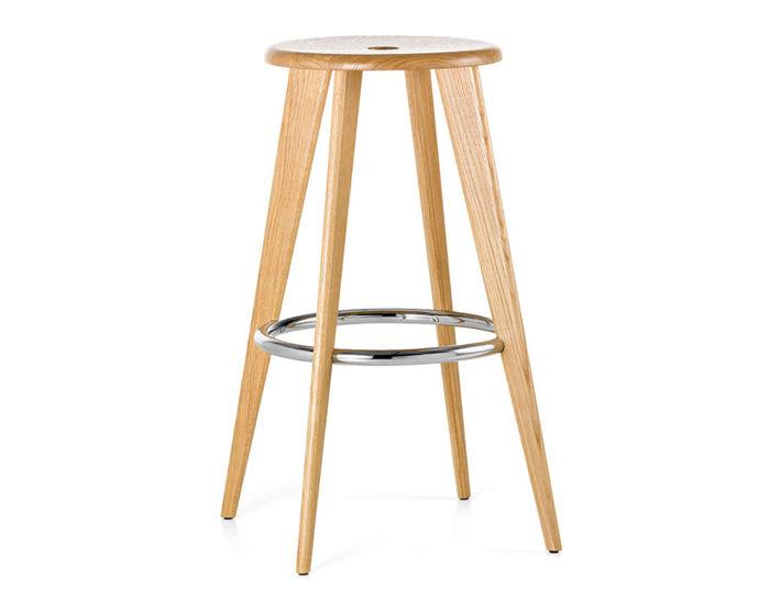 prouvé tabouret haut stool