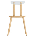 tabu backrest plastic 076 chair