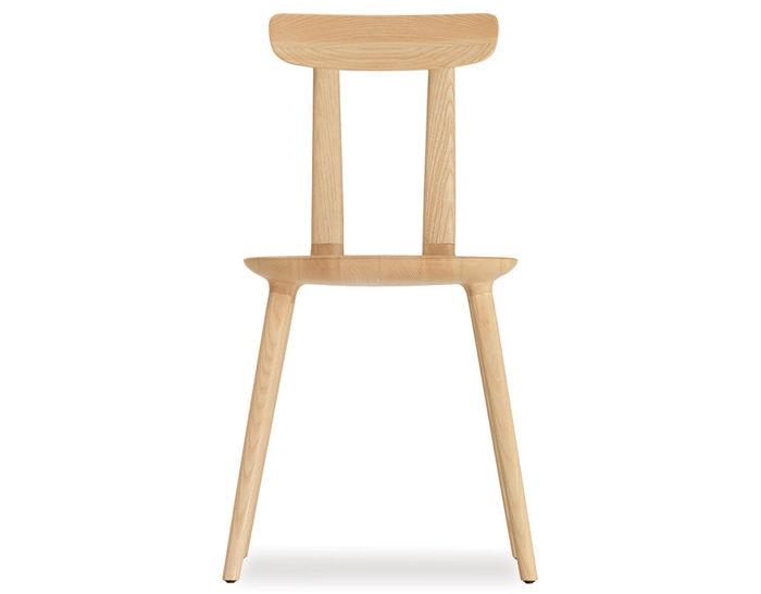 tabu backrest wood chair 075