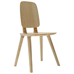tabu backrest wood chair 081  - Alias
