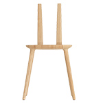 tabu naked wood chair 074  - Alias