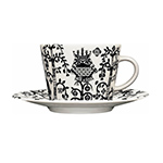 taika coffee/tea cup & saucer  -