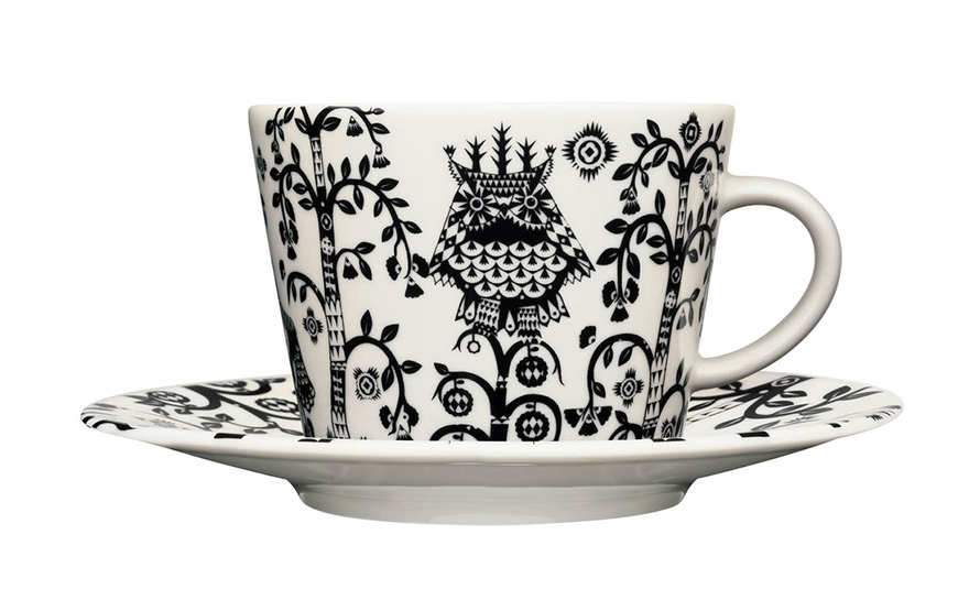 taika coffee/tea cup & saucer