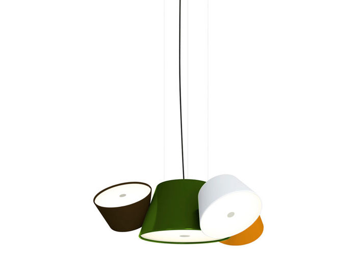 tam tam mini suspension lamp