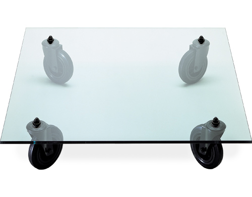 tavolo con ruote coffee table