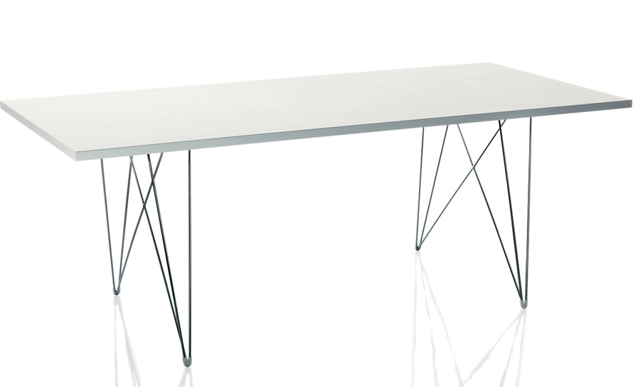 magis tavolo xz3 rectangular table