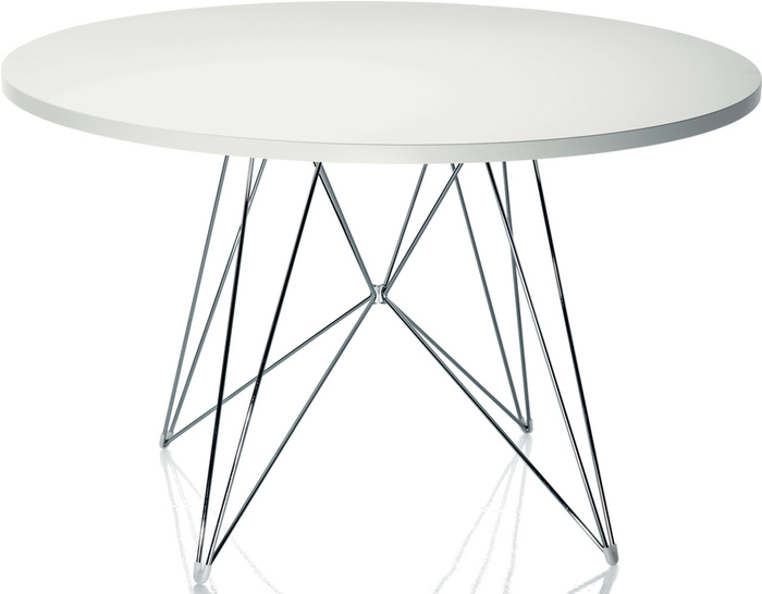magis tavolo xz3 round table
