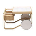 tea trolley 900 - Alvar Aalto - Artek