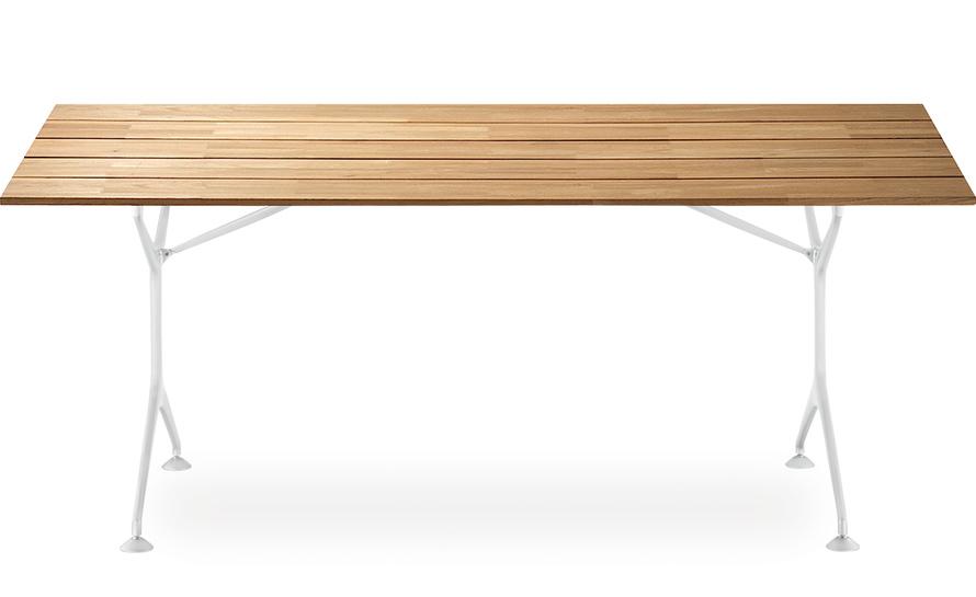 teak folding table 200f