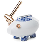 killing of piggy bank - Marcel Wanders - moooi