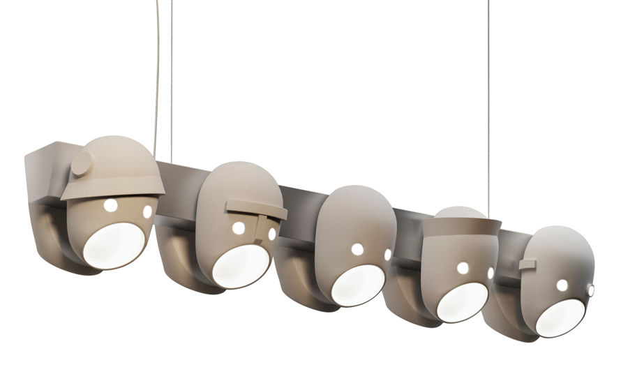 the party suspension lamp
