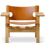 the spanish chair - Borge Mogensen - Fredericia