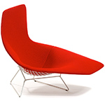 asymmetric chaise with full cover  -
