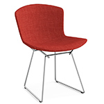 bertoia side chair upholstered  -